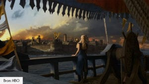 Slavers Bay filmlocatie Game of Thrones seizoen 3
