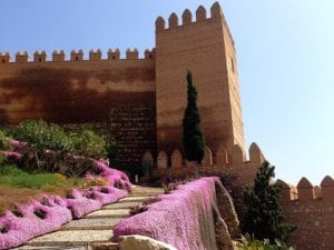 Fort Alcazaba Game of Thrones